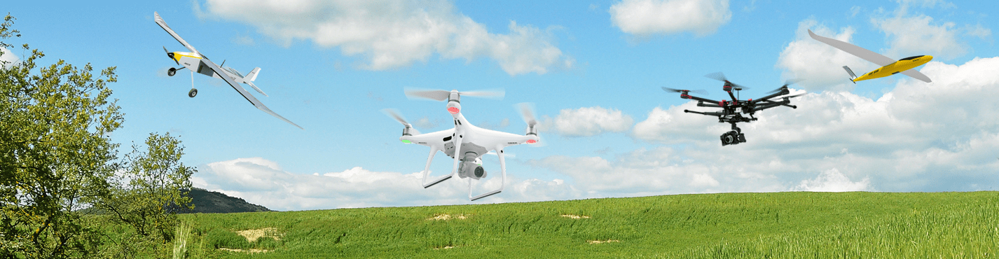 UAV Pilot Course: Fixed-wing & rotatory wing