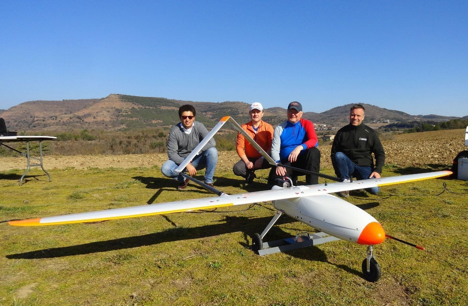 Dutch startup at BCN Drone Center