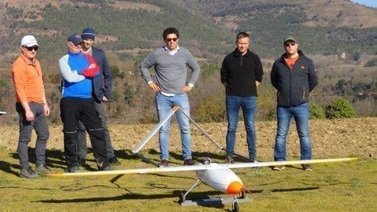 ESA BIC BCN Drone Center