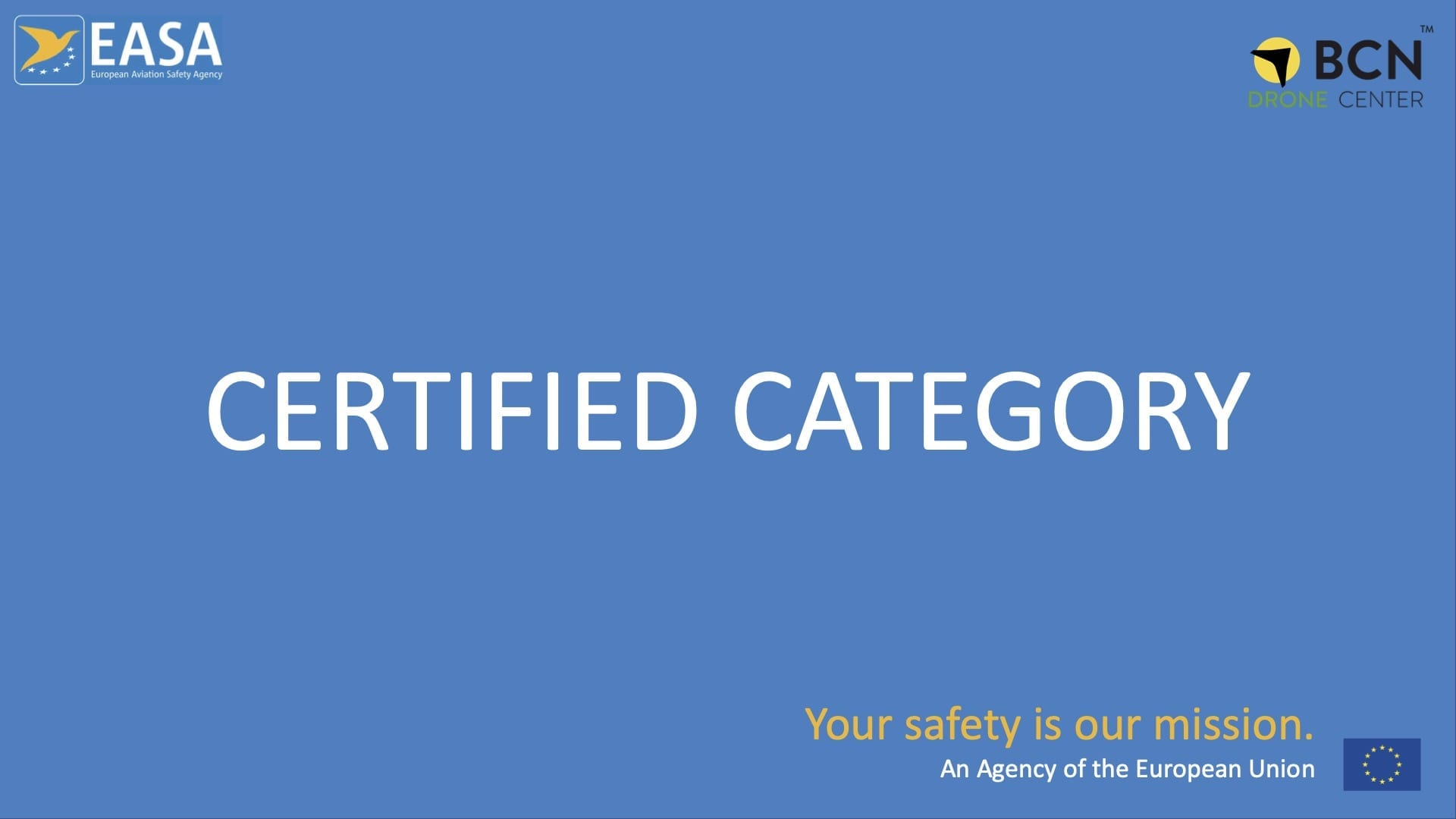 Certified Category