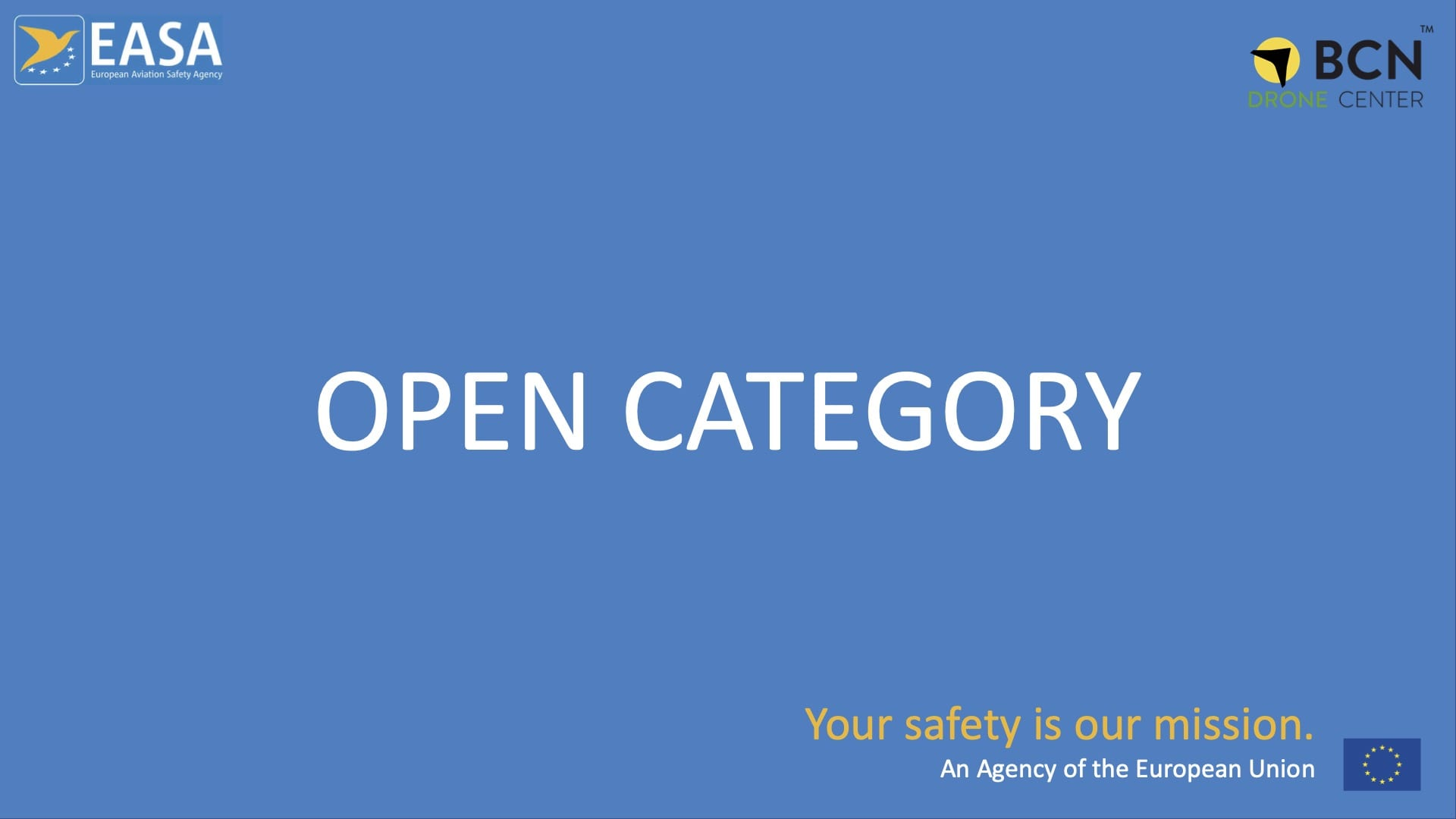 Open Category